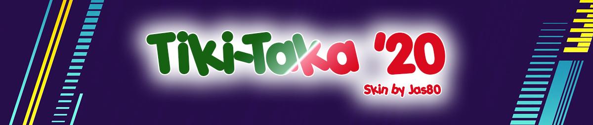 Football Manager 2020 Skins - Tiki-Taka '20 Skin by Jas80 - v1.1.1 UPDATE (12/02/2020) - Standard & Dark