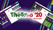 Tiki-Taka '20 Skin by Jas80 - v1.1.1 UPDATE (12/02/2020) - Standard & Dark