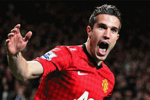 Football Views - Robin van Persie: The Devil In Red