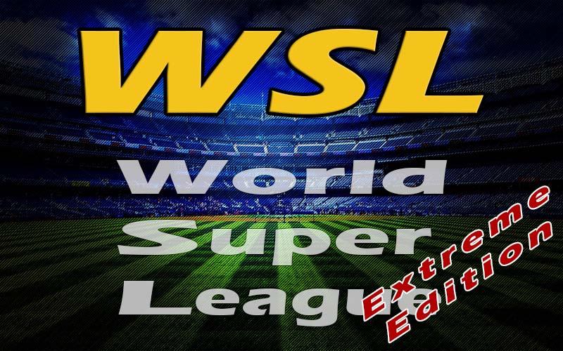 FM 2020 Fantasy Scenarios - World Super League FM20 - Extreme Edition