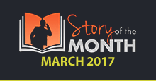 story of the month - march 2017