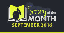 story of the month - september 2016